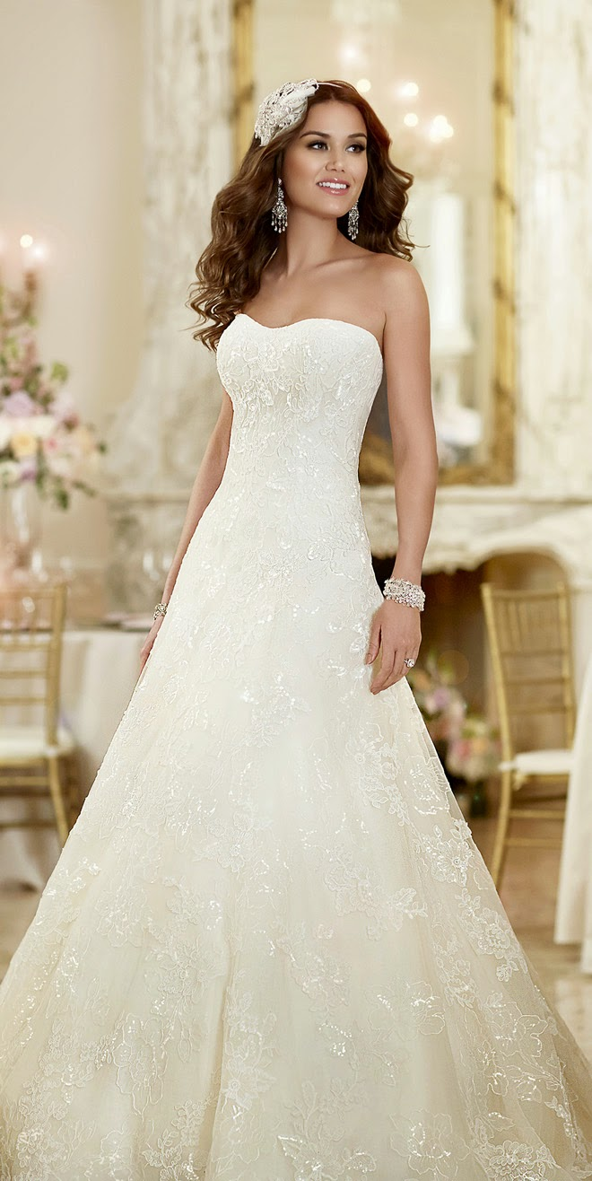 Poofy Wedding Dresses 79 Amazing Please contact Stella York