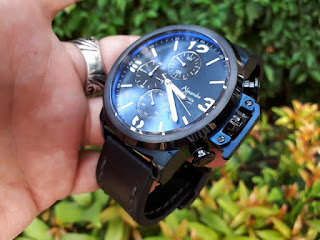 Jam Tangan Pria Alexandre Christie AC-6280MC Original Like New ALC002