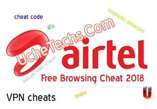 Free Browsing cheat on Airtel 2018