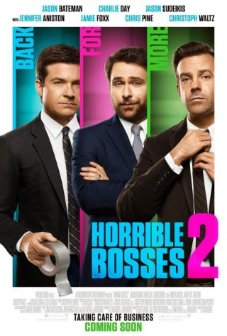 Horrible Bosses 2 [2014] [DVD9] [NTSC] [Latino]