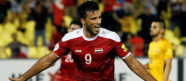 موعد مباراة سوريا وفيتنام دورة الالعاب الأسيوية كرة قدم - رجال