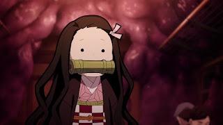 鬼滅の刃アニメ 劇場版 無限列車編 竈門禰豆子   Demon Slayer Mugen Train