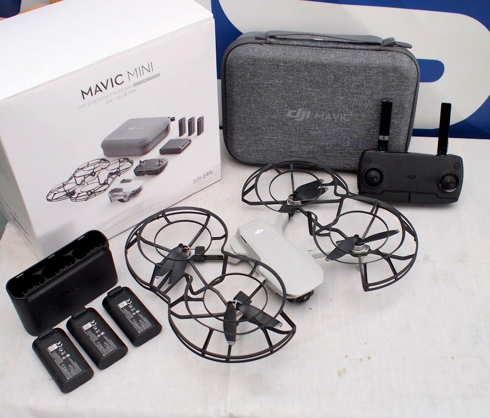 Drone DJI Mavic Mini Fly More Combo Bekas   Jual Beli ...