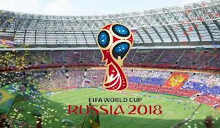 Jadwal Piala Dunia Jumat 15 Juni 2018 - Siaran Langsung TV