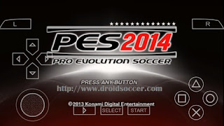 PES 2014 Lite by Technogamer PSP Android