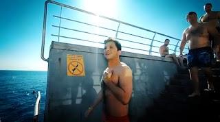 Відео. Президент Володимир Зеленський здивував всіх своєю появою у Одесі на морі
