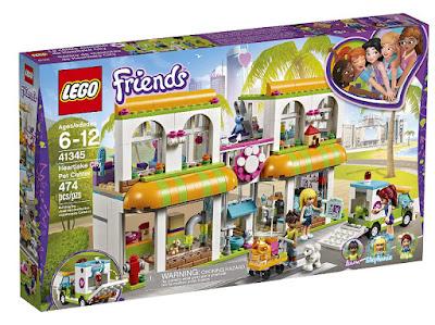 Toys : juguetes - LEGO Friends 41345 Centro de mascotas de Heartlake City COMPRAR ESTE JUGUETE EN AMAZON ESPAÑA