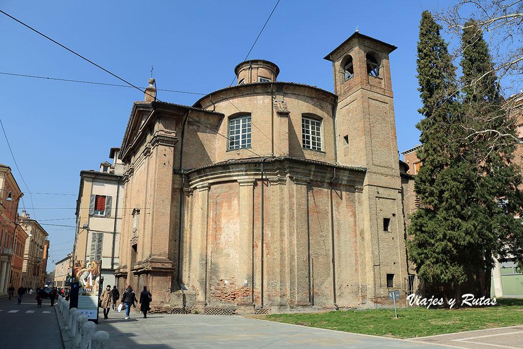 Iglesia de San Giovanni Battista, Módena