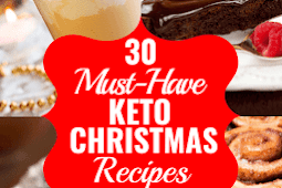 30 Keto Christmas Recipes! Low Carb Holiday Food So Fabulous You'll Never Miss The Carbs
