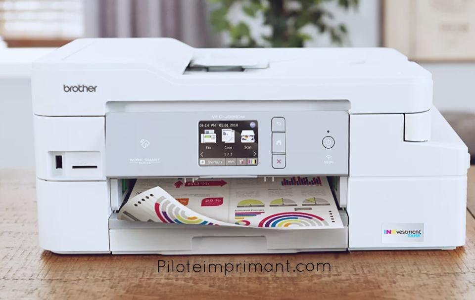 Imprimante Brother INKvestement MFC- J995DW