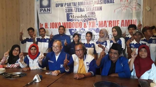 Kader PAN yang Belot ke Jokowi Dinilai cuma Cari Keuntungan Pribadi