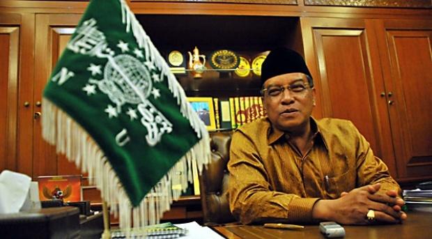Said Aqil: yang Anggap FPI Bela Islam Orang yang Masih Rendah Pemahamannya Soal Islam