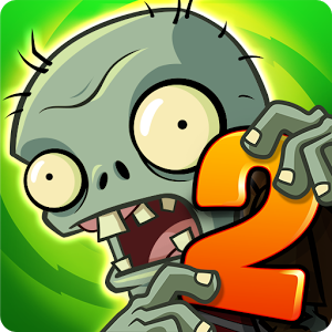 Plants vs Zombie 2 Apk Data Mod v6.0.1 (Unlimited Coins/Gems)