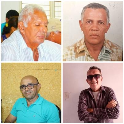 HONRARIA: CVE estende homenagens a 4 personalidades do esporte em Elesbão Veloso.