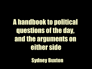 A handbook to political questions of the day,