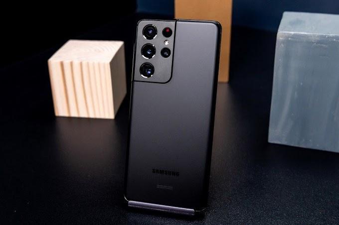 Sorteio de um Samsung Galaxy S21 Ultra