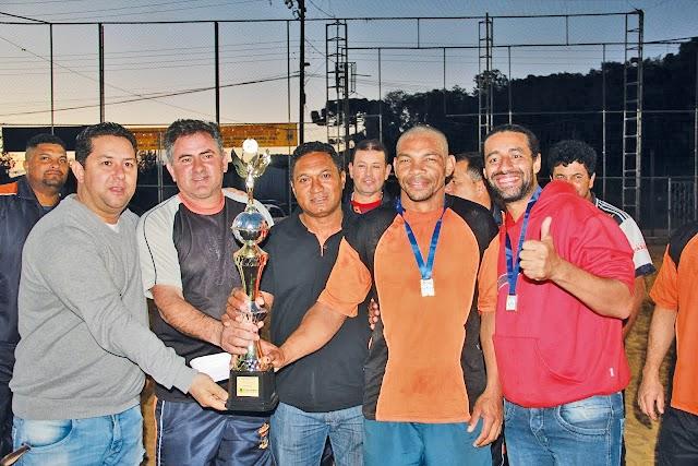 Torneio de futebol de areia movimentou á vila Zumbi em Colombo
