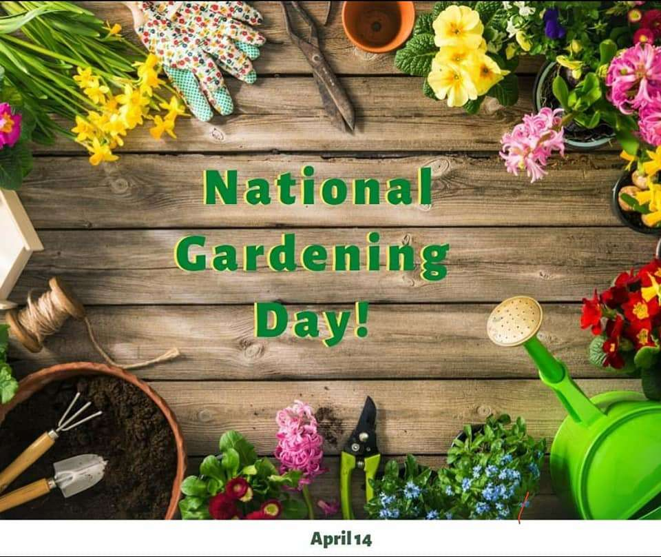 National Gardening Day Wishes Awesome Picture