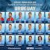 Piala Dunia 2018: Skuat Timnas Uruguay