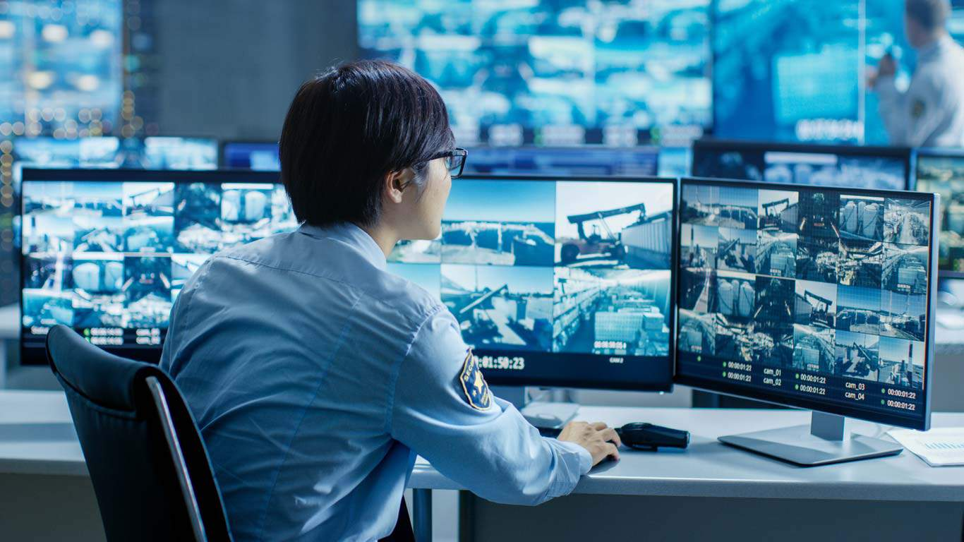 Security Agent CCTV & Access Control | Hamad International Airport | Doha