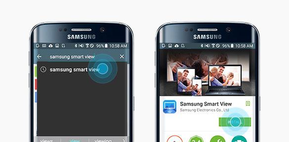 Cara Melakukan Pengaturan Samsung Smart Tv View Di Hp Atau Di Komputer Hanyapedia Hanyalah Berbagi Informasi
