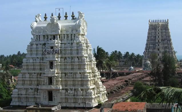 Ramanathaswamy Temple Tamilnadu