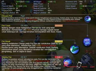 Hero Baru Mobile Legends Badang, Build, Skill, dan Tanggal Rilis ke Server Global