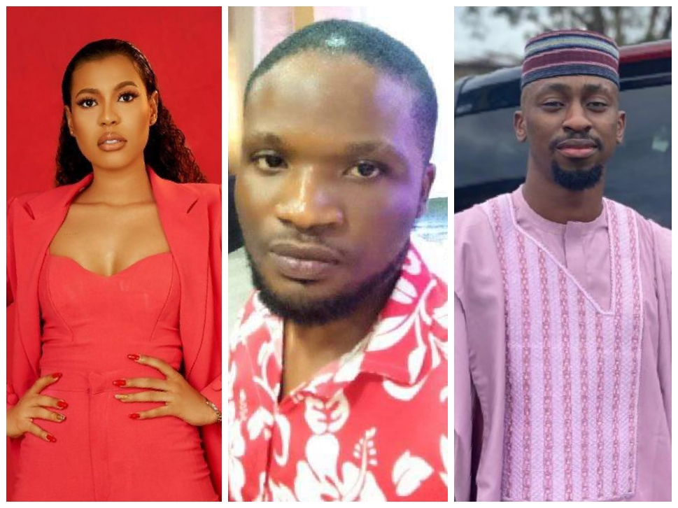 Man hails Big Brother for putting Nini and Saga up for possible eviction this week