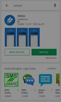 Tutorial Kirim SMS Gratis Tanpa Pulsa ke Semua Operator 2