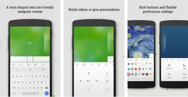 Cara Mengubah HP Android Menjadi Mouse Dan Keyboard-2