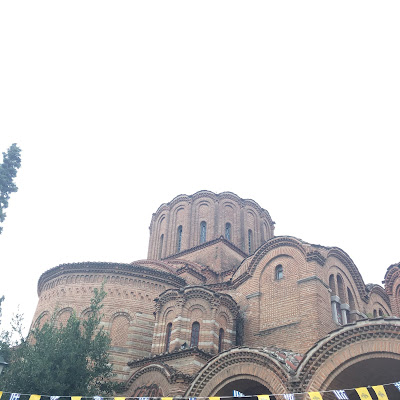 Chiesa Profeta Elia Salonicco