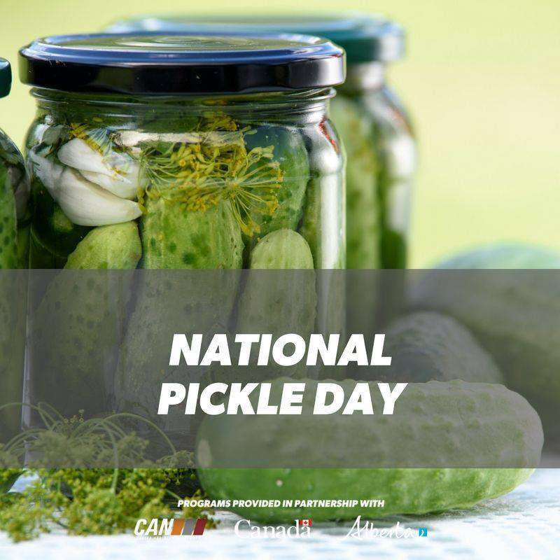 National Pickle Day Wishes