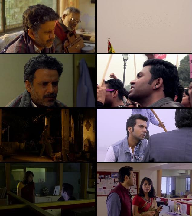 Aligarh 2016 Hindi 480p DVDRip