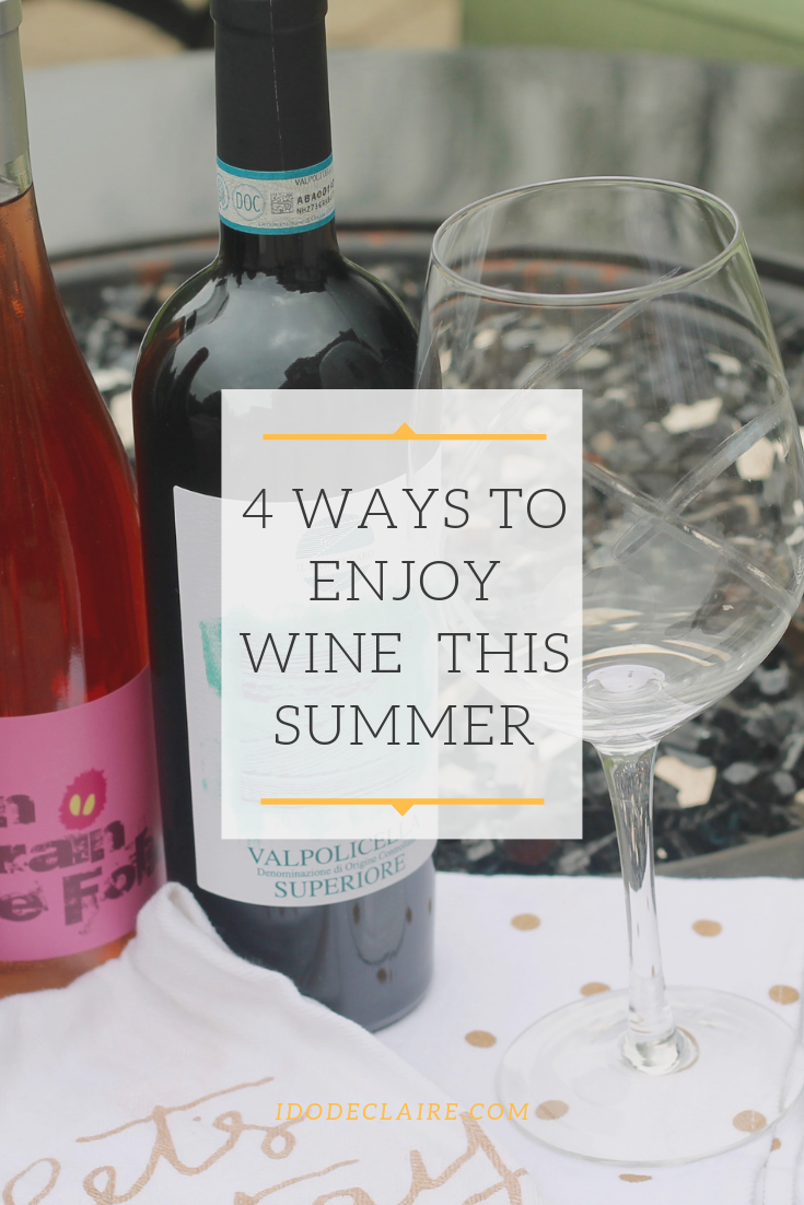 4 Ways to Enjoy Your Grapevine Wine Subscription This Summer