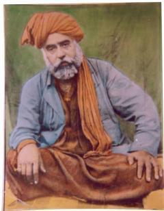 Anwar Shah Sufi Faqeer Ghotki
