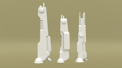 Detail Structures (can be used as extra antenna on the towers or you can print them out larger to be used a stand-alone structures)