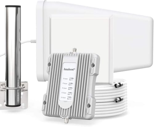 Amazboost Home Indoor Cell Phone Signal Booster