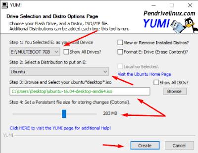 cara install linux ubuntu dan linux mint