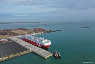 Menhub Harap Jepang Dukung Adanya  Konsorsium Dengan BUP Pemenang Tender Pengoperasi Pelabuhan Patimban