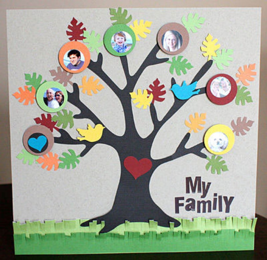 family tree craft ideas for preschoolers una pizca de hogar 9 diy para el d 237 a padre 7712