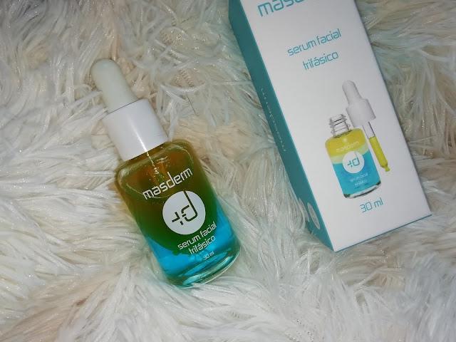 serum  trifasico Masderm en Cosmeticaolga