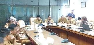 Pemerintah Provinsi Jambi Sambut Baik Keinginan Pemprov Sumbar Jalin Kerjasama.