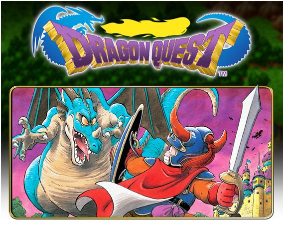 Dragon Warrior | A Origem dos JRPG's