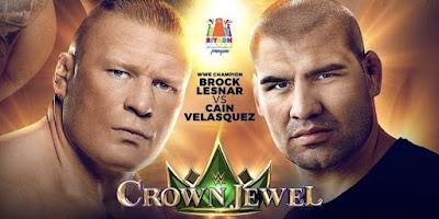 WWE Crown Jewel Results (10/31) - Riyadh, Saudi Arabia