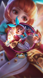 Angela Bunnylove Heroes Support of Skins V2