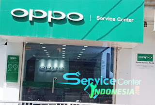 Service Center Oppo di Kota Malang