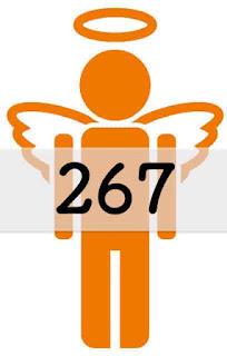 エンジェルナンバー 267