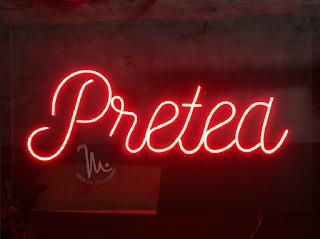 NeonFlex Pretea Drink Bar Serang Banten
