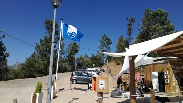 Bandeira Azul Praia Fluvial de Fontes