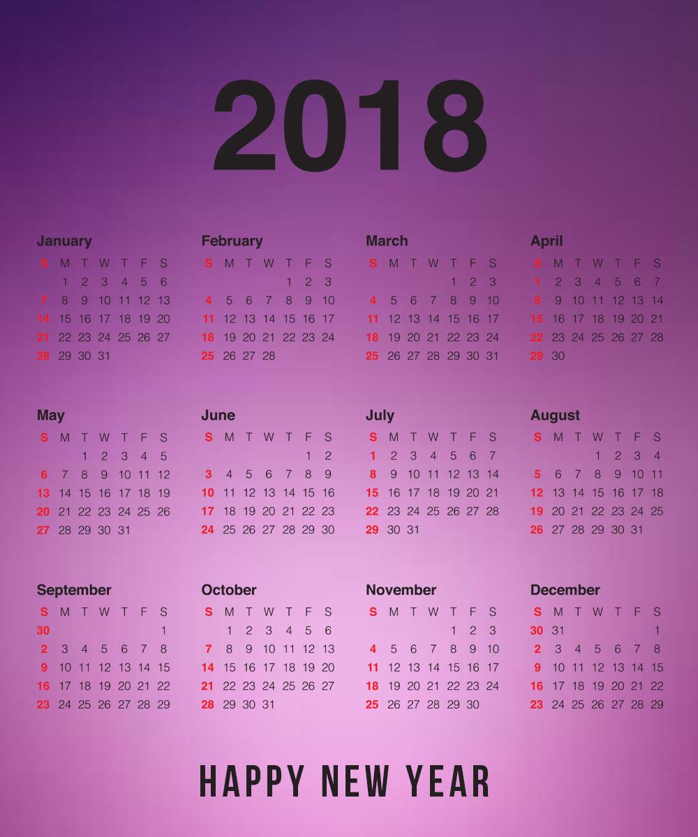 Year Calendar Year : Full free download happy new year calendar mobile